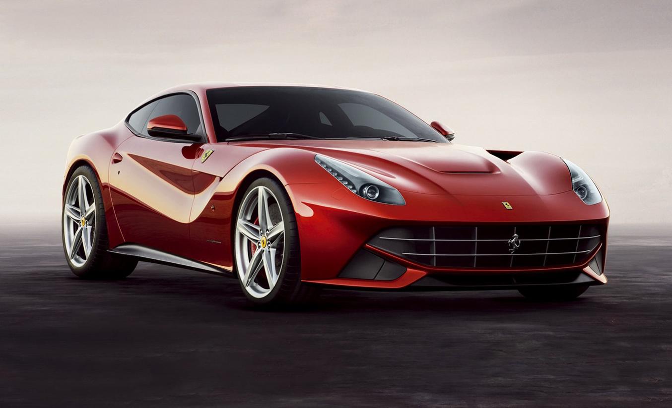 Ferrari Berlinetta alquiler coches de lujo madrid marbella ibiza barcelona valencia