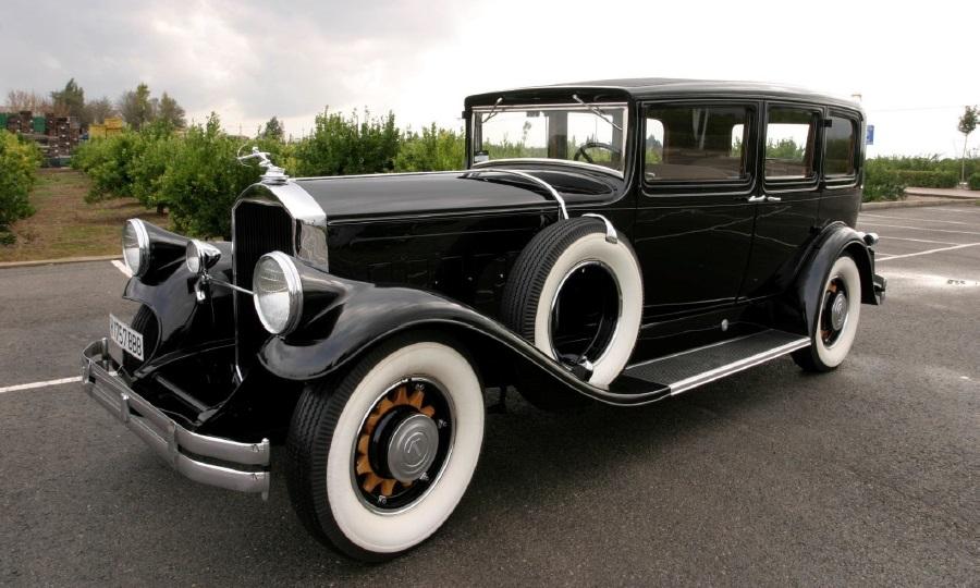Pierce Arrow alquiler coches de boda madrid marbella ibiza barcelona valencia