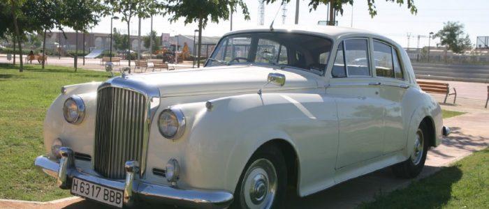 Rolls Bentley 60 alquiler coches de boda madrid marbella ibiza barcelona valencia