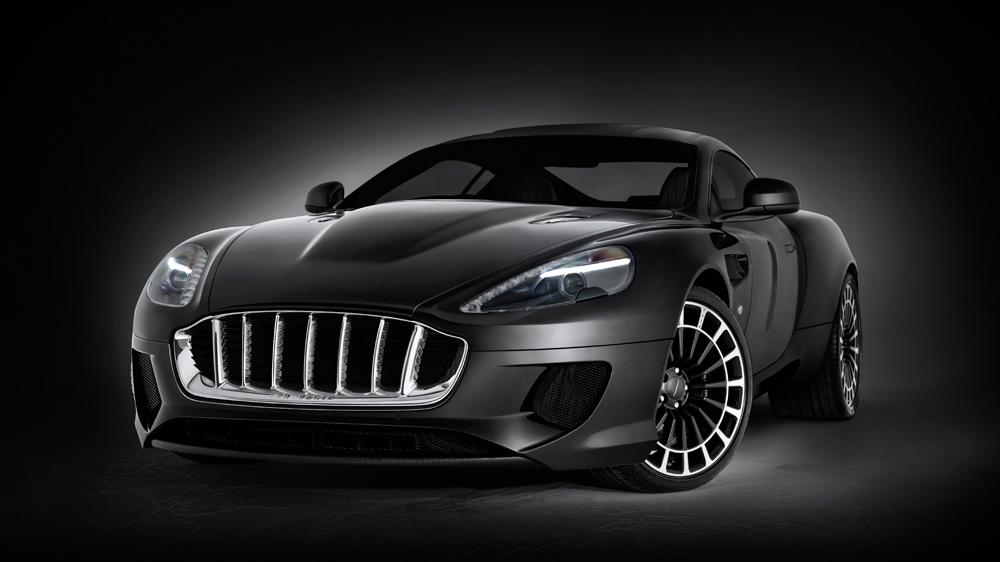 Aston Martin vengeance alquiler coches de lujo madrid marbella ibiza barcelona valencia