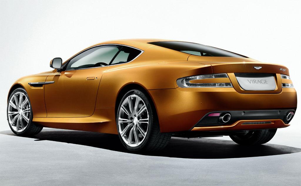 Aston Martin VIRAGE alquiler coches de lujo madrid marbella ibiza barcelona valencia