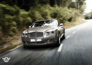 Bentley Continental GTC Alquilar