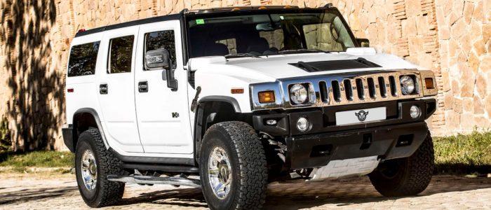 Hummer H2 Luxury alquilar coches de lujo madrid marbella ibiza barcelona valencia