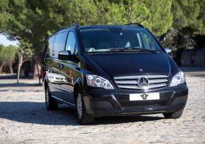 Mercedes Viano 3.0 alquilar