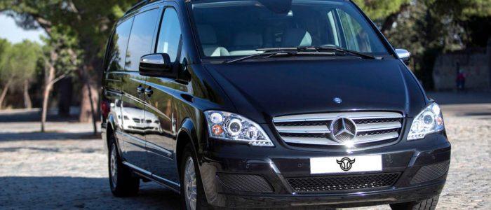 Mercedes Viano 3.0 alquilar coches de lujo madrid marbella ibiza barcelona valencia