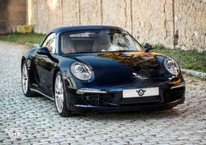 Porsche 911 carrera cabrio alquilar