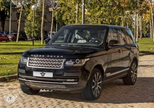 Range Rover Supercharged alquilar