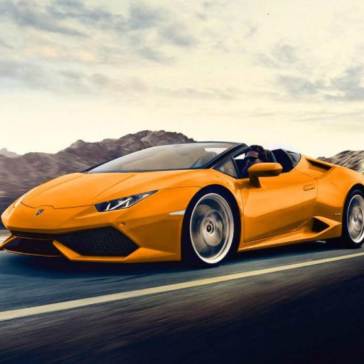 Alquilar Lamborghini Huracán Spider
