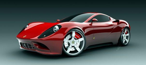 Ferrari Alquiler venta renting coches de lujo en Marbella