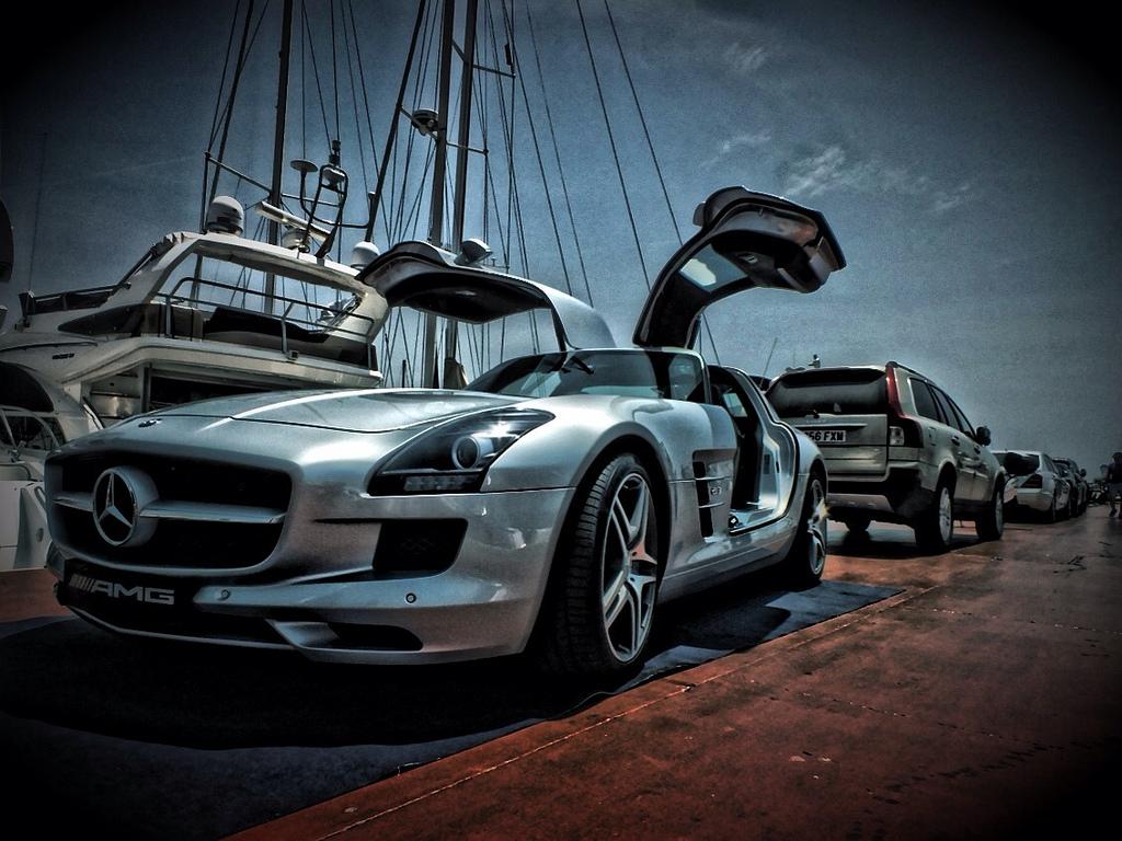 Mercedes Alquiler venta renting coches de lujo en Marbella