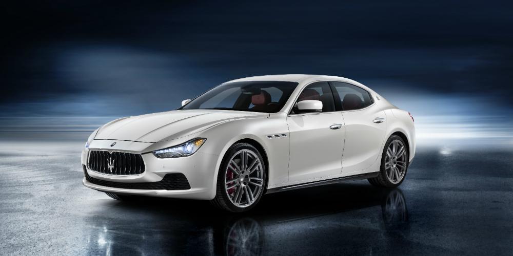 Maserati Alquiler venta renting coches de lujo en Marbella