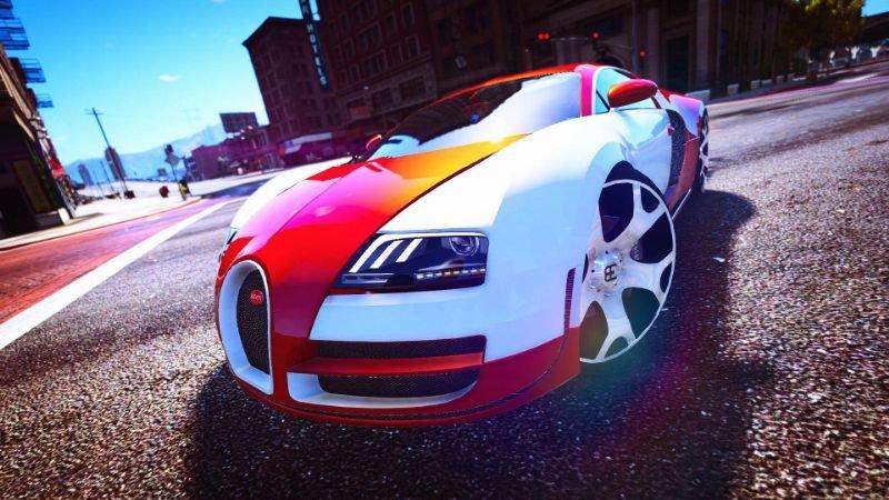 Bugatti Alquiler venta renting coches de lujo en Madrid