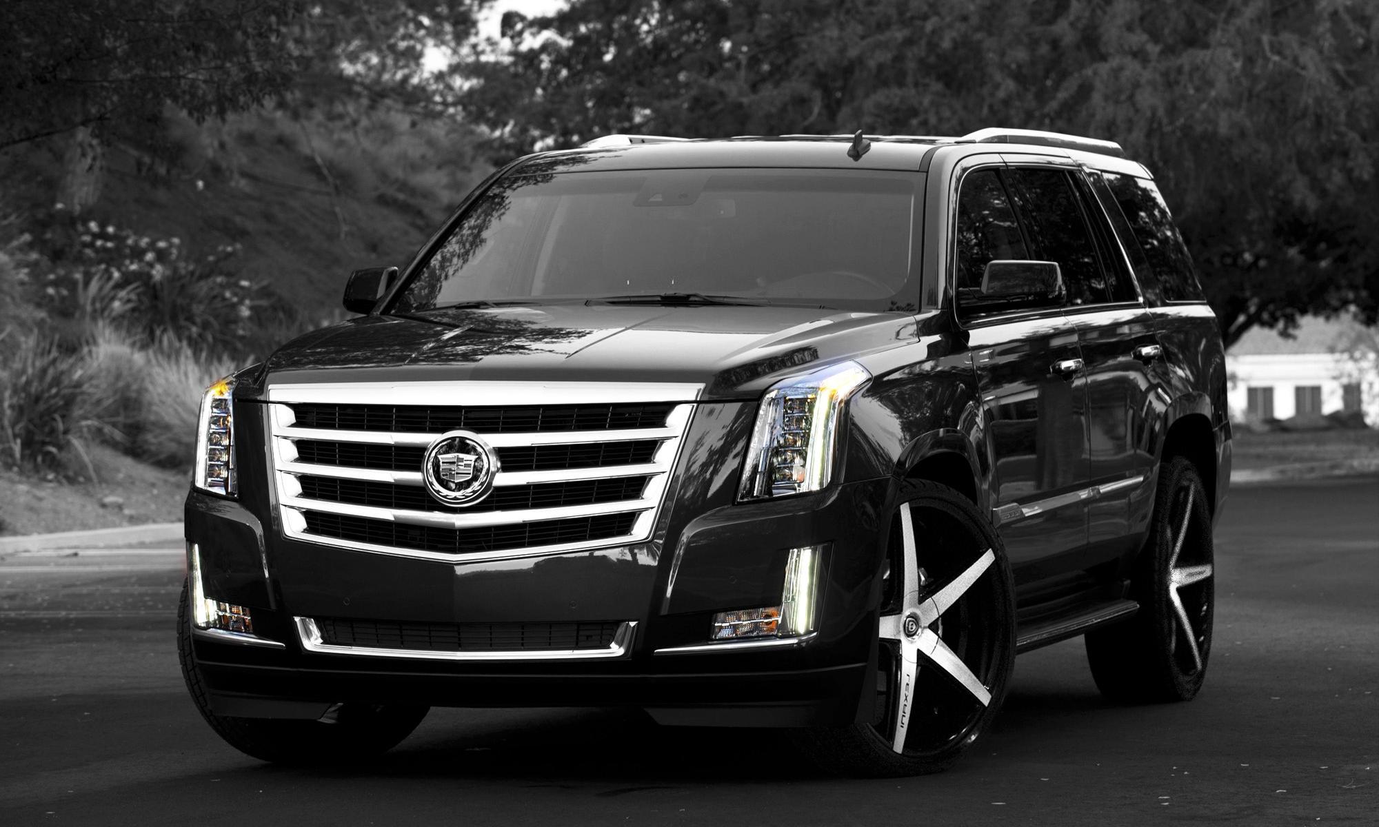Cadillac Alquiler venta renting coches de lujo en Valencia