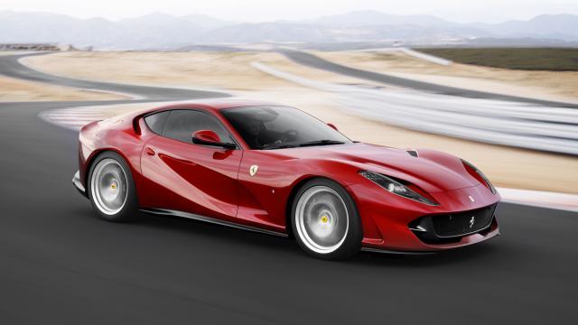 Ferrari Alquiler venta renting coches de lujo en Madrid rent a car