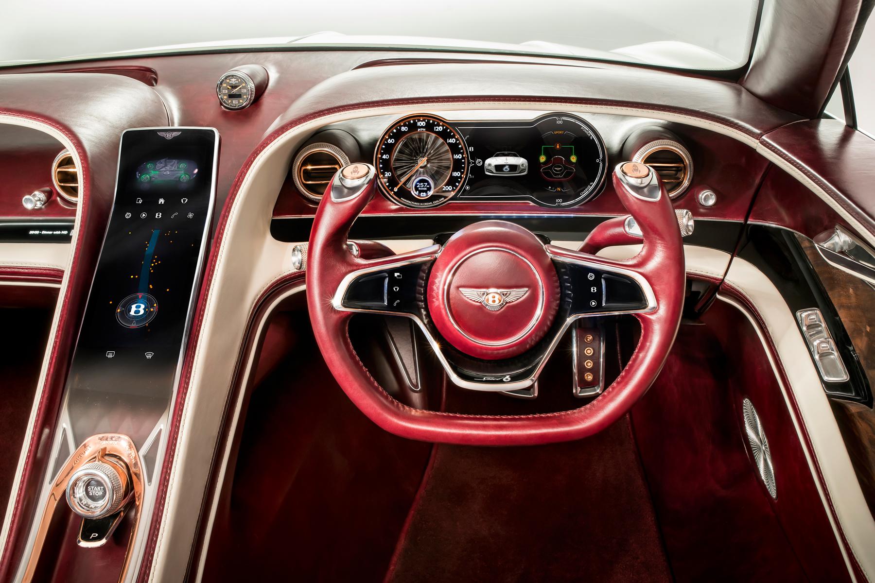 Bentley Alquiler venta renting coches de lujo en Ibiza