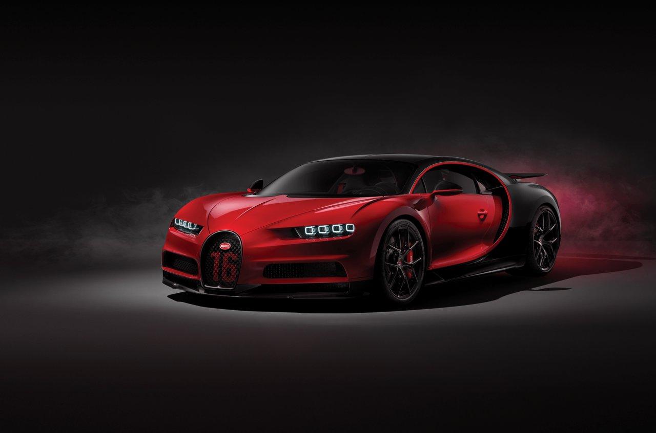 Bugatti Alquiler venta renting coches de lujo en Barcelona
