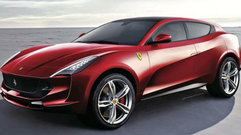 Ferrari Alquiler venta renting coches de lujo en Valencia