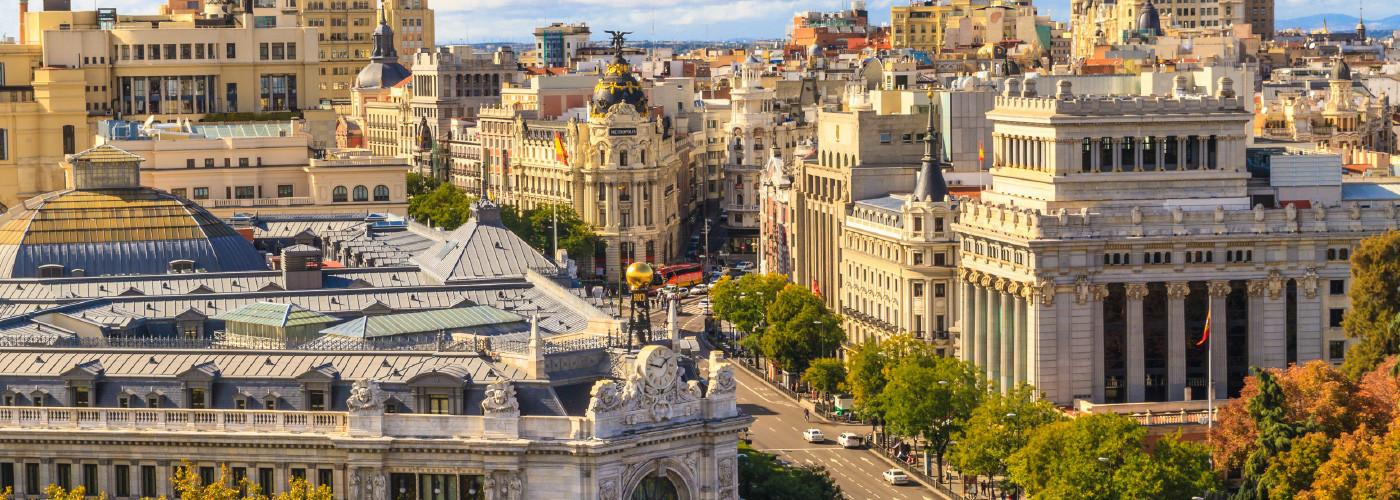 Mercedes Alquiler venta renting coches de lujo en Madrid