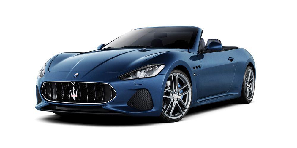 Maserati Alquiler venta renting coches de lujo en Madrid