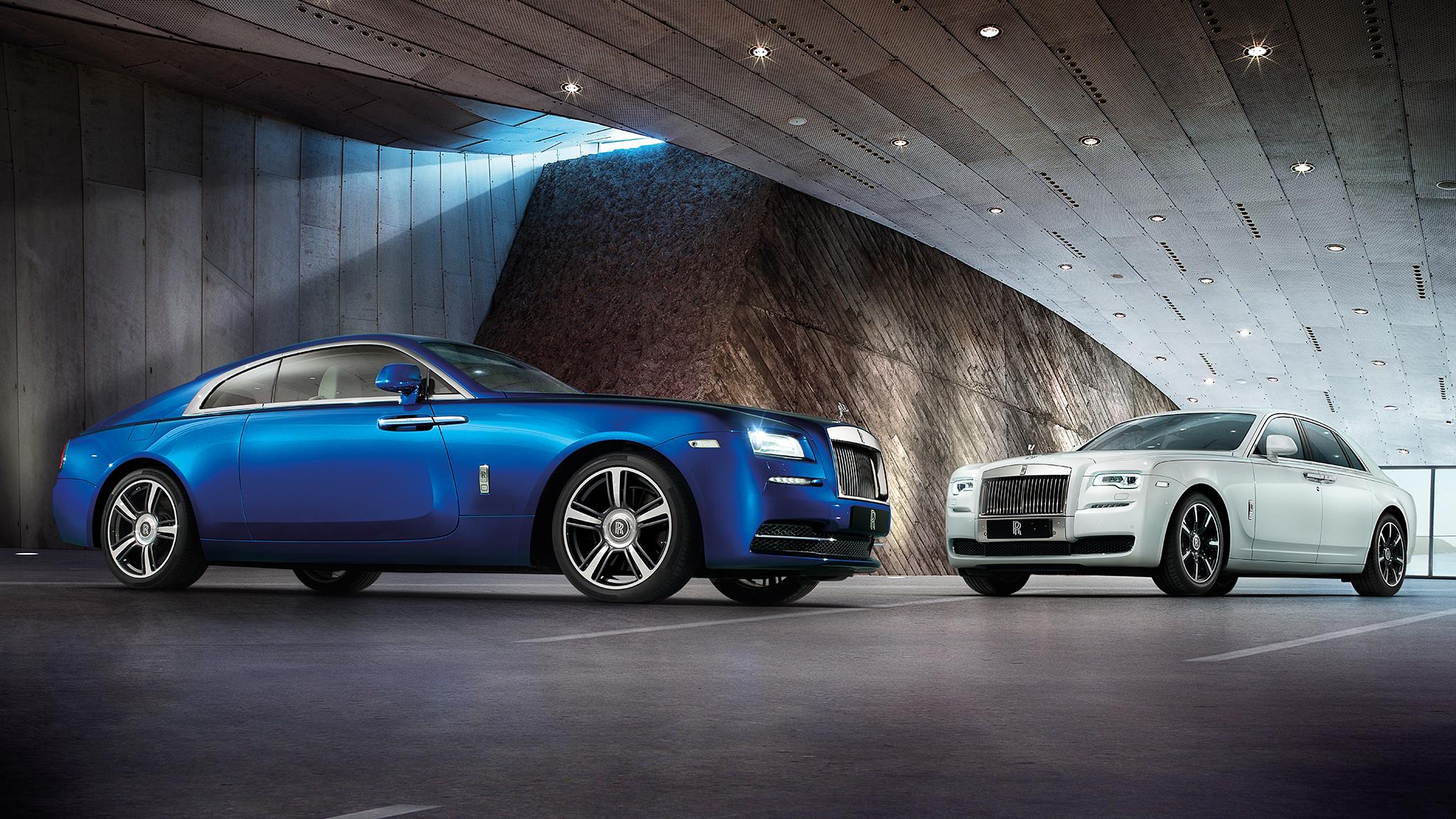 Rolls Royce Alquiler venta renting coches de lujo en Madrid