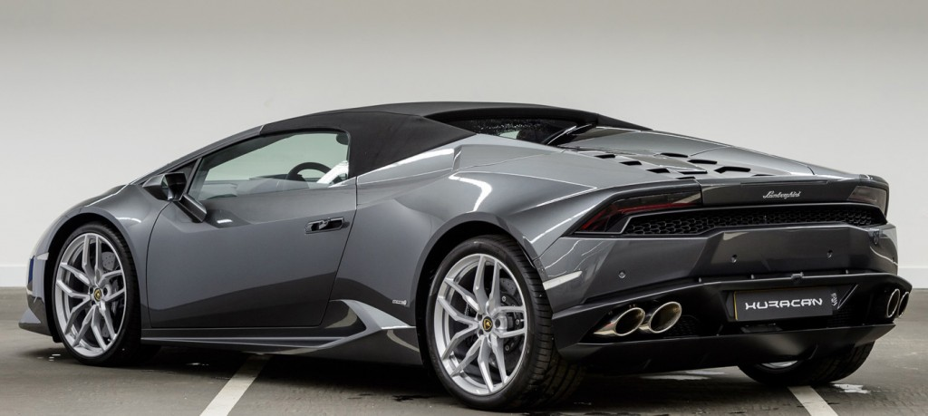 Lamborghini Alquiler venta renting coches de lujo en Valencia