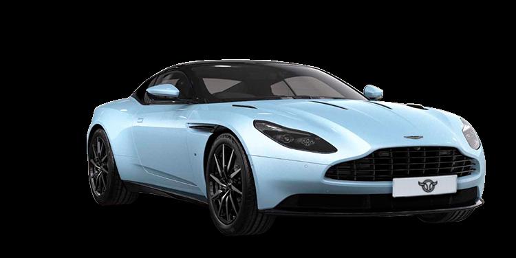 Aston Martin DB11 alquiler coches de lujo madrid marbella ibiza barcelona valencia