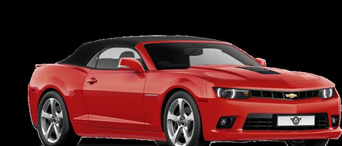 Chevrolet Camaro alquiler coches de lujo madrid marbella ibiza barcelona valencia