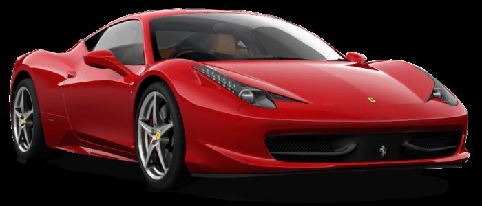 Ferrari 458 Italia alquiler coches de lujo madrid marbella ibiza barcelona valencia