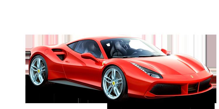 Ferrari 488 GTB alquiler coches de lujo madrid marbella ibiza barcelona valencia