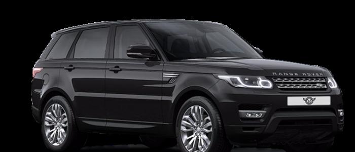 Range Rover Sport 7 plazas alquiler coches de lujo madrid marbella ibiza barcelona valencia
