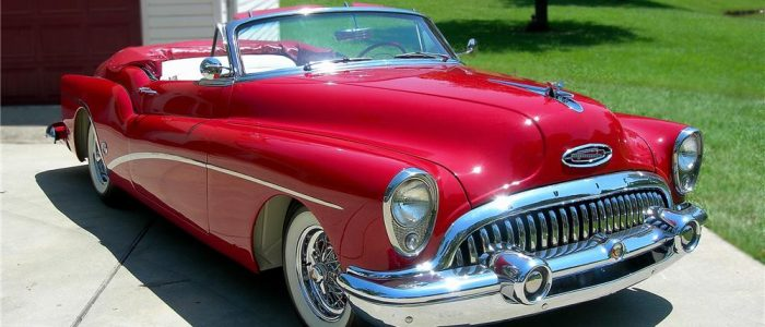 buick skylark 1953 alquiler coches de boda madrid marbella ibiza barcelona valencia
