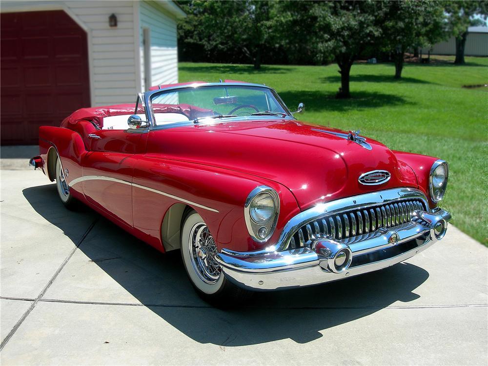 buick skylark 1953 alquiler boda