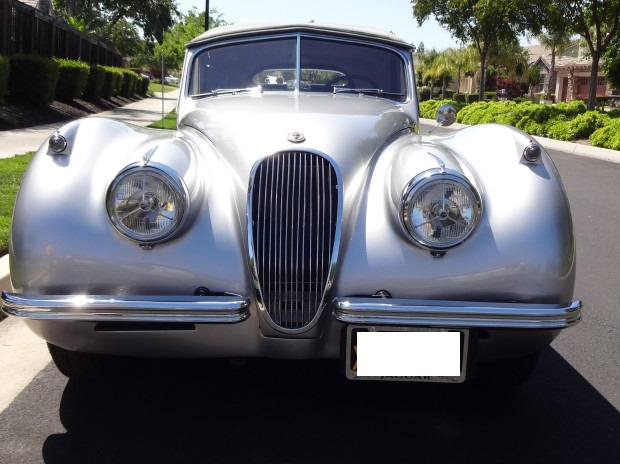 Jaguar XK120 alquiler coches de boda madrid marbella ibiza barcelona valencia