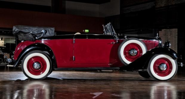 Mercedes Benz 1935 alquiler coches de boda madrid marbella ibiza barcelona valencia