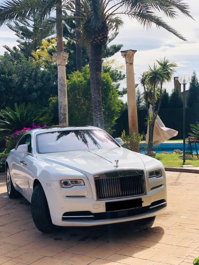 Venta Rolls Royce Wraith